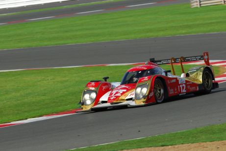 Rebellion LMP1, Luffield, Silverstone ILMC 2011
