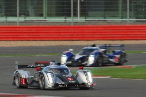 Audi vs Peugeot, Silverstone ILMC 2011