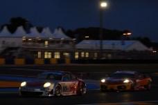 Flying Lizard Porsche, Le Mans 24 Hours 2008