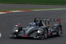 Lucas Ordonez, Oreca Nissan LMP2, Silverstone ILMC 2011