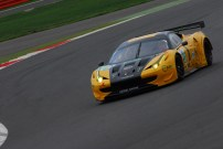 Kessel Racing Ferrari 458, Silverstone ILMC 2011
