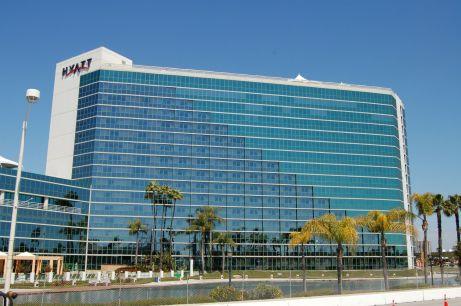 Hyatt, Long Beach 2006