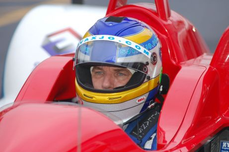 Stefan Johansson, Zytek Motorsport, Donington 1000km 2006