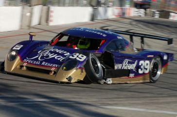 Christian Fittipaldi crash damage, GrandAm Rolex Series, Long Beach 2006