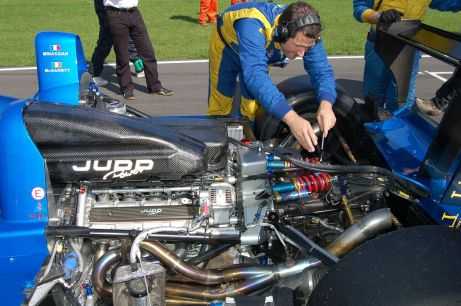 Creation Autosportif Judd LMP1, Donington 1000km 2006