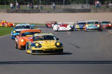Perspective Automobiles Porsche 911, Donington 1000km 2006