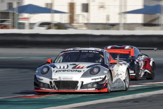 24H Series Porsche