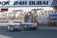 24h Dubai, Mercedes-AMG Motorsport 24h Dubai, Mercedes-AMG Motorsport