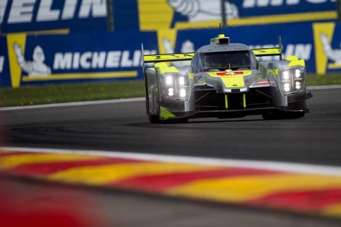LMP1 Preview - ByKolles at Spa 2018