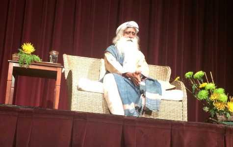Yogi, Mystic and Visionary Sadhguru visits UWL