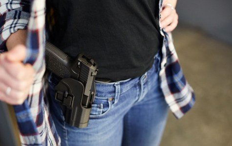 Letter to the Editor: Concealed Carry on Campus