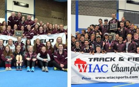 Eagles Track and Field Dominate at WIAC