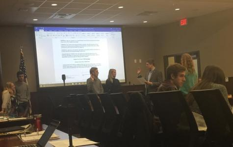New Student Justices Sworn-in to Student Court