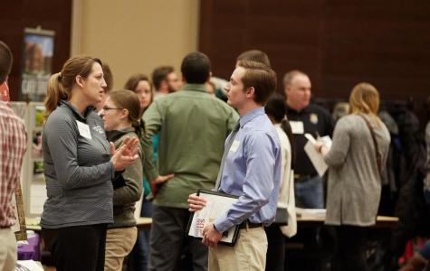 Career Fair to Help Students Find Perfect Employer
