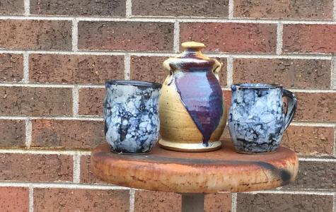 Ceramics, metal works, and prints to be sold Friday