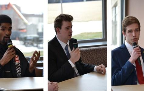 UWL Student Association Presidential Debate recap