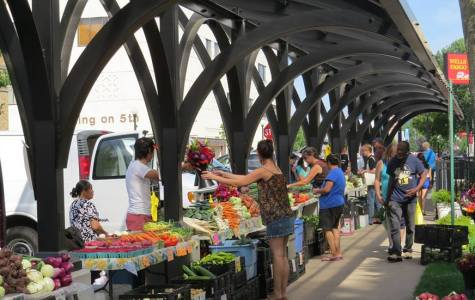 Farmers Market offers studentsa chance to relax before finals week