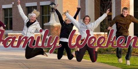 The history of UWL's family weekend