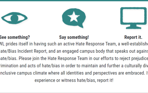 An Insight on Hate and Bias Reports at UWL