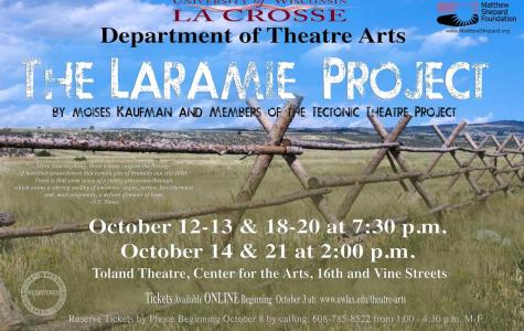 UWL Presents The Laramie Project