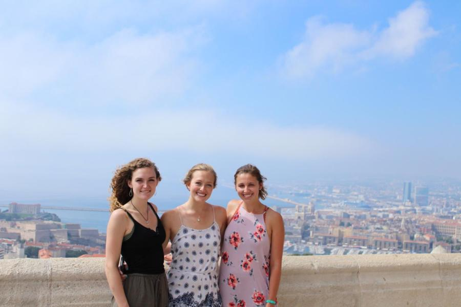 UWL+students+traveled+to+Barbizon%2C+France+to+continue+their+education+abroad.