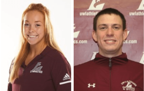 Student-Athlete of the Week: Ally Blixt and Jacob Burchfield