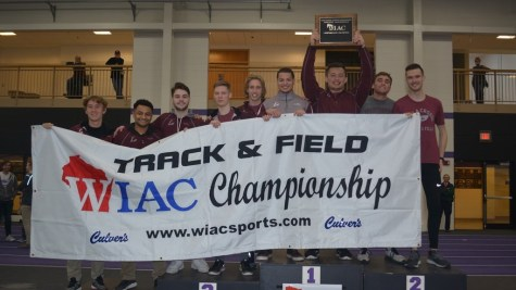 UWL Men's Track and Field wins 18th consecutive WIAC Indoor Championship