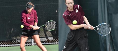 Student-Athletes of the Week: Sadie Spahn and Alex Alt