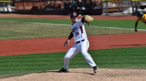 UWL student throws a no-hitter in win vs. #1 Concordia