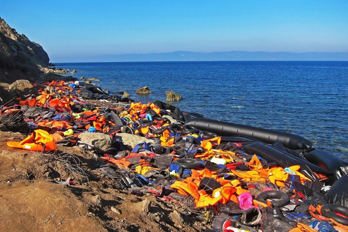 Guilty: The EU and the management of irregular migration through FRONTEX