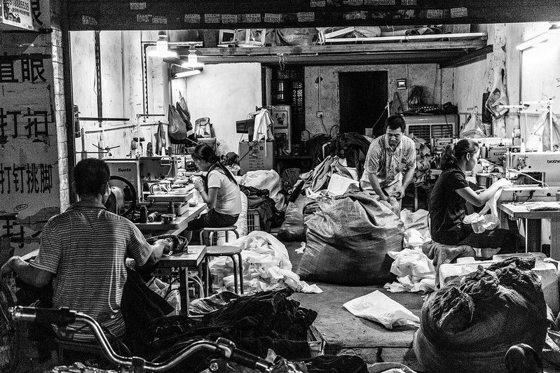 Needle, Thread and Sweatshops: Who Pays the Price for Our Clothes?