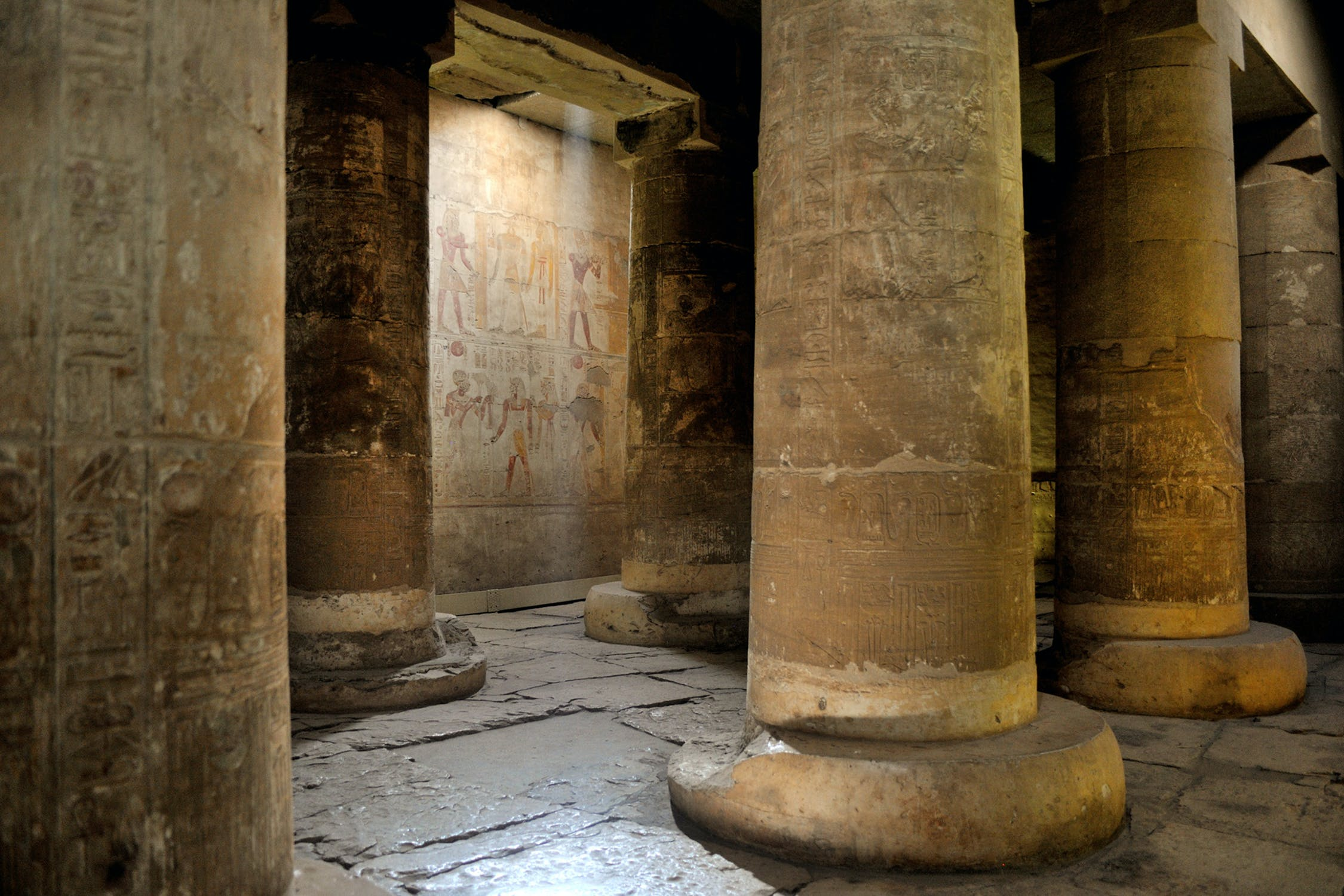 Read more about the article Arts and Culture; Egyptian Tombs' Curse Mystery