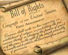 The First Amendment Graphic TheRadmal.com