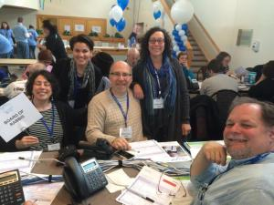 Rabbis Working together
