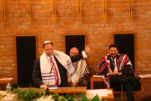 Welcoming the New Rabbi