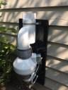 Radon Inline Duct Fan