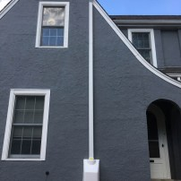 Stucco Extierior After Installation