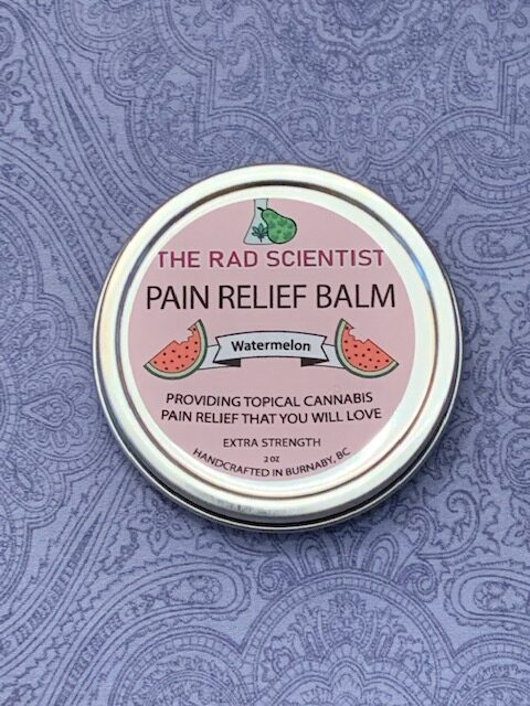 watermelon pain relief balm in extra strength