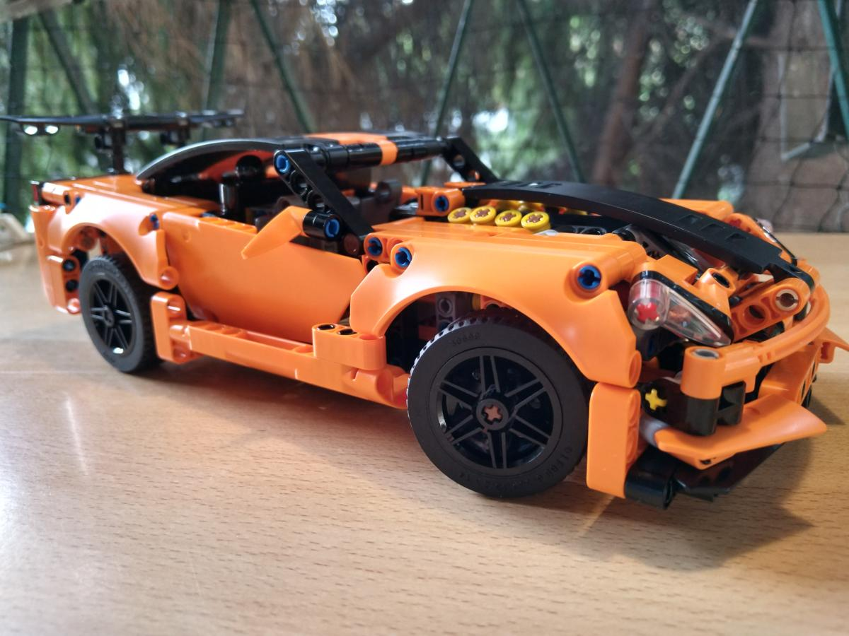 Lego Technic 42093 - Front rechts