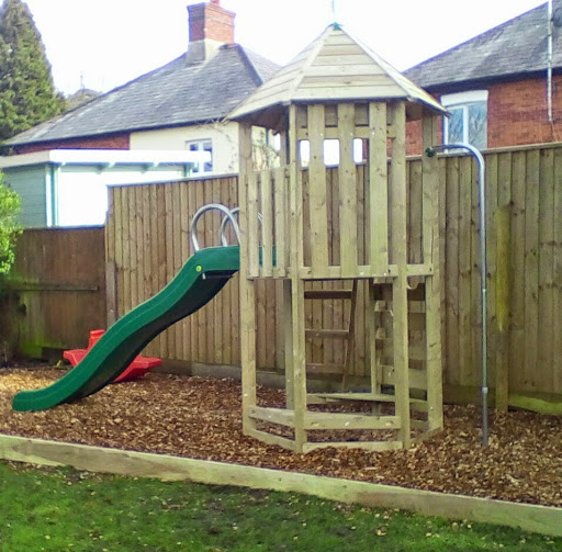 Ringwood Railway Childrens play area