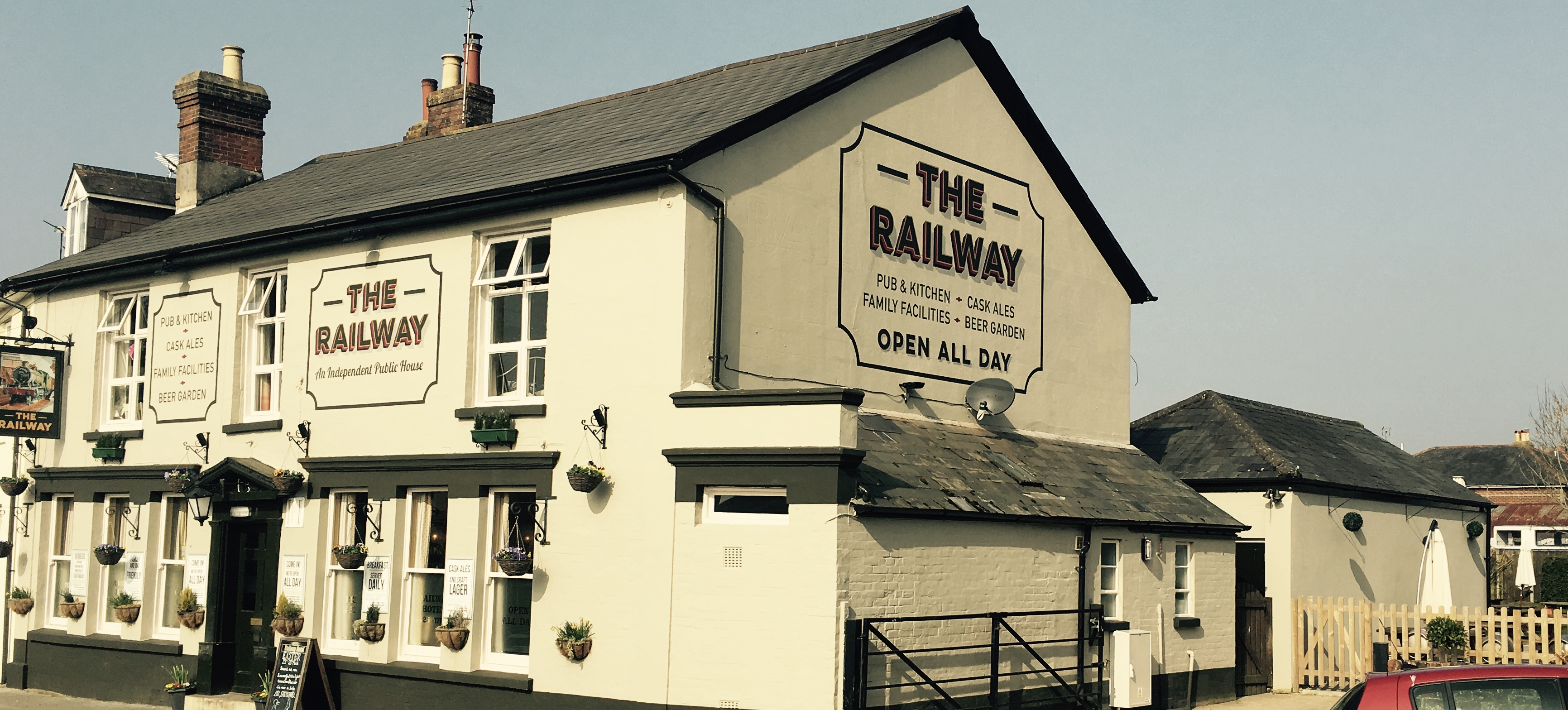 The Railway Craft Pub Beer Burgers and Gin
