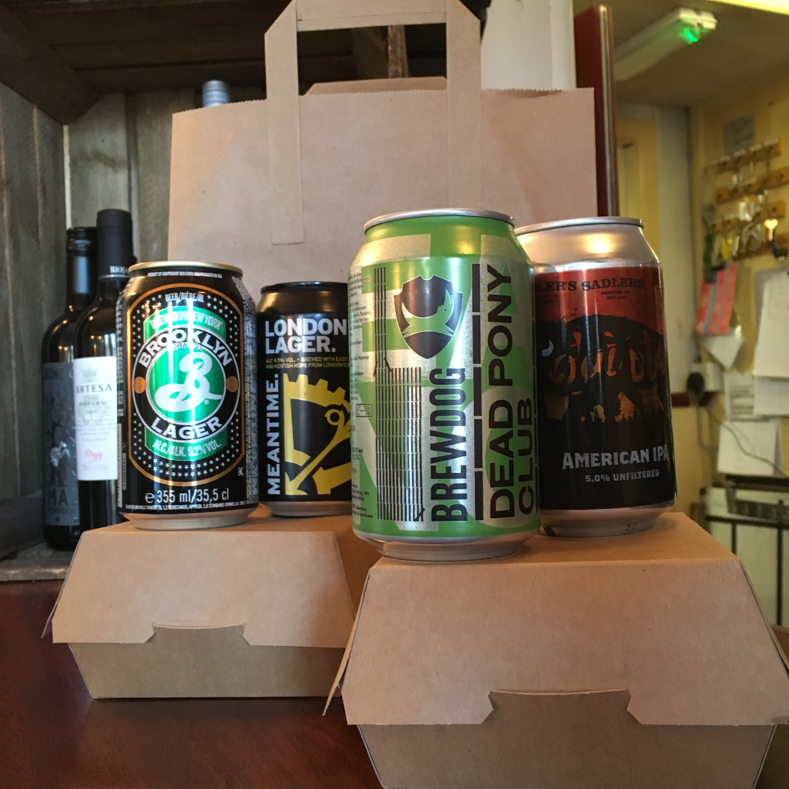 The Railway Ringwood Craft Beer and Bottle Shop to take away