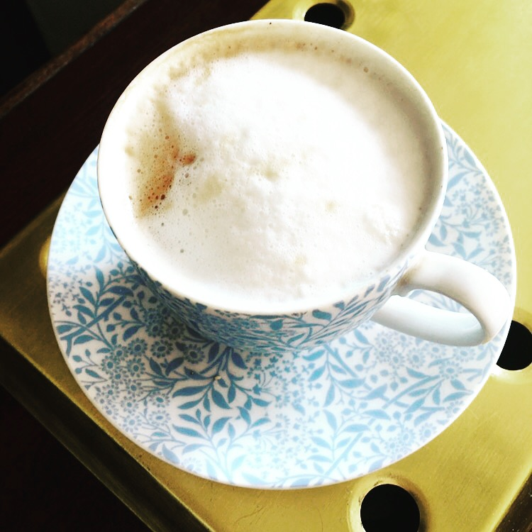 Join us for a Cappuccino, Latte or Americano