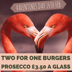 Ringwood Railway Valentines offer in the New Forest