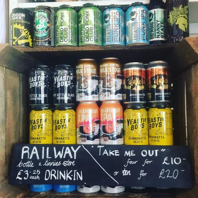 Craft Beer Bar and Micro Pub Railway Ringwood