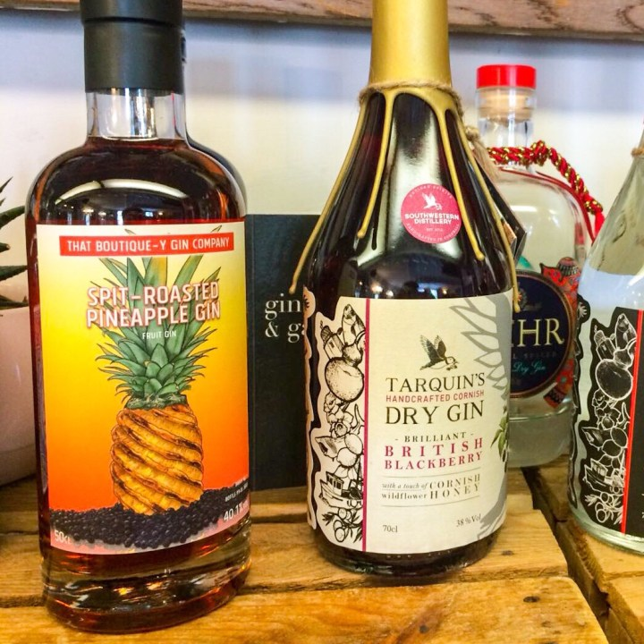 New Fruit Gins