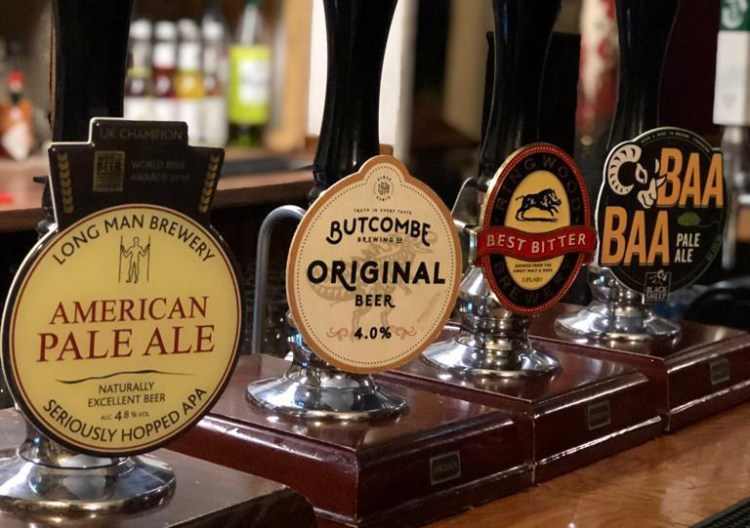 Camra Award winning pub Good beer Guide 2019