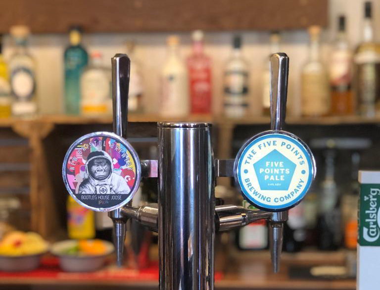 Craft Beer Pub New Forest