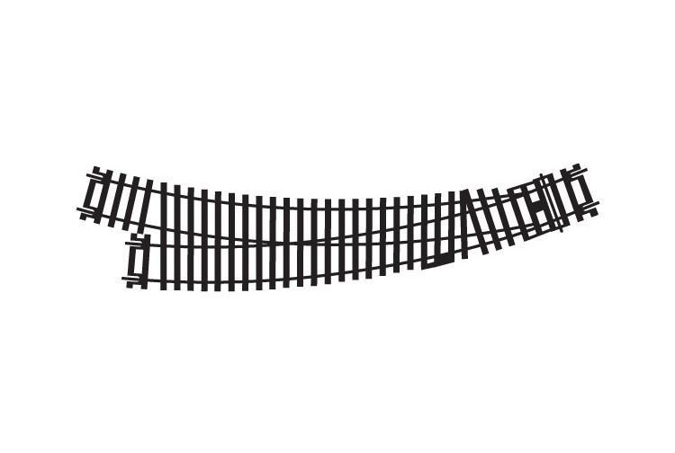 Hornby R8075 Right Hand Curved Point