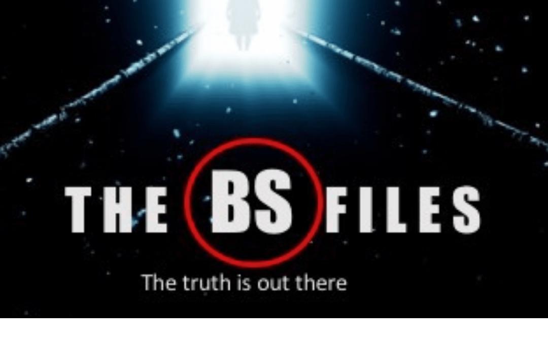 BS File #14: Fear is Fuel